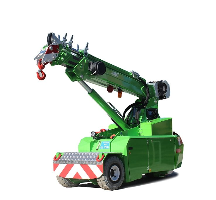 MC 25S - Radio Remote controlled Cranes