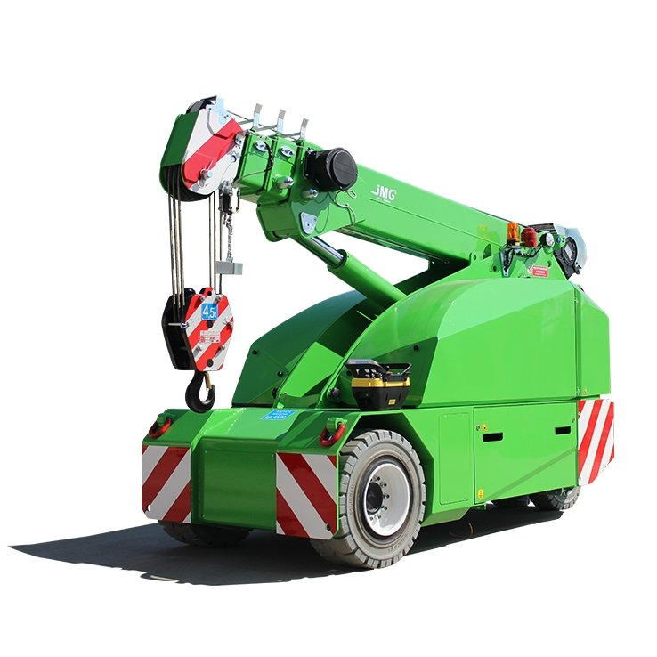 MC 45S - Radio Remote controlled Cranes