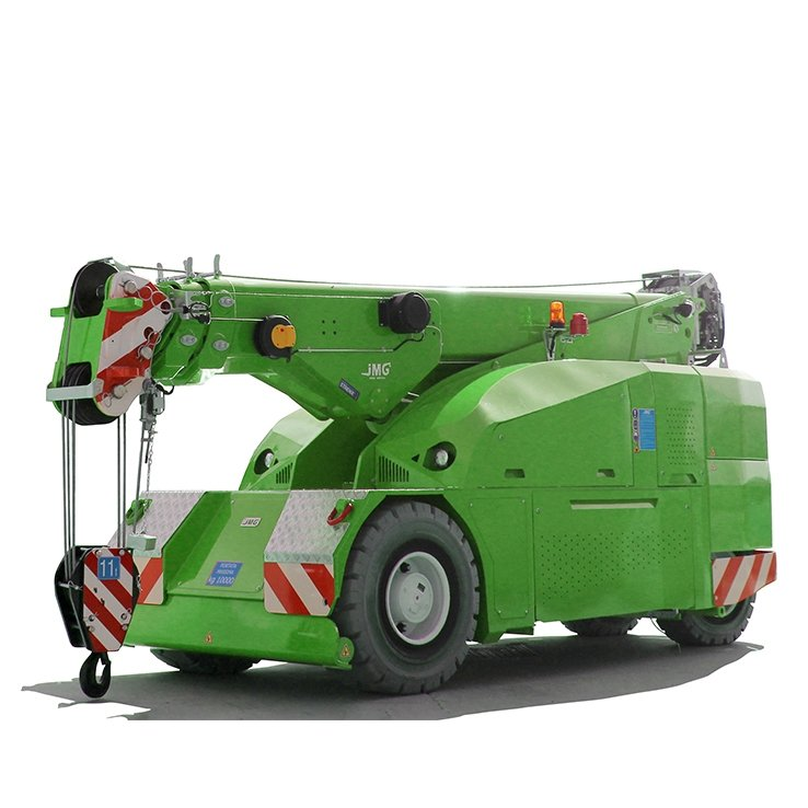 MC 100S - Radio Remote controlled Cranes
