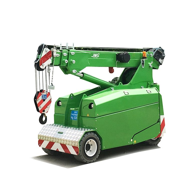 MC 32S - Radio Remote controlled Cranes