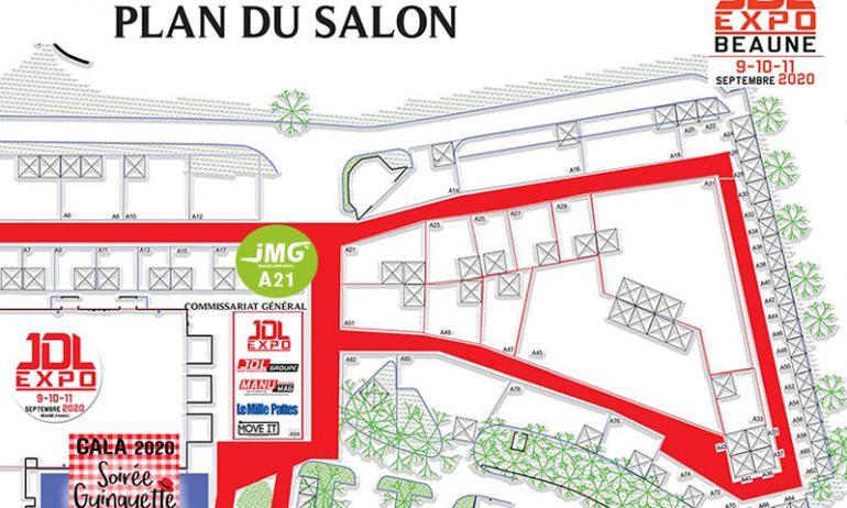 JMG Cranes a JDL EXPO BEAUNE
