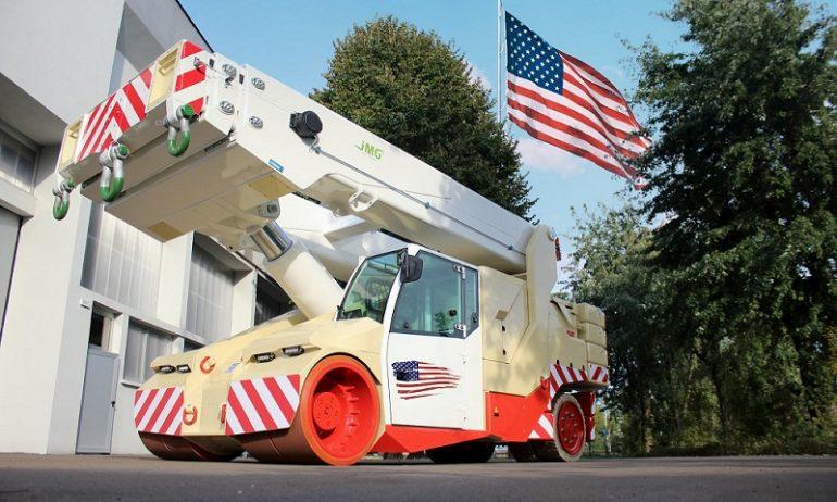 JMG Cranes America!
